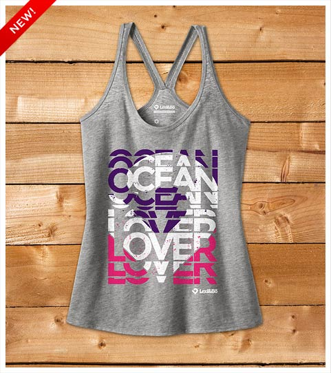 New Lexi&Bö Women Top - Ocean Lover