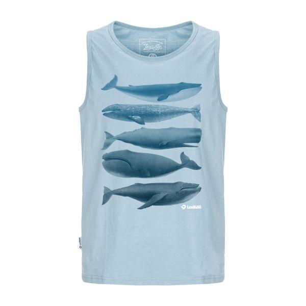 Whales Tank Top Herren