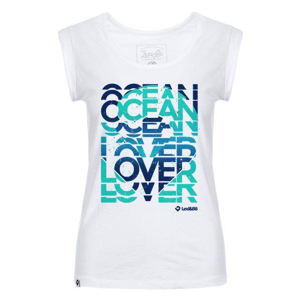 Ocean lover T-Shirt Women blue