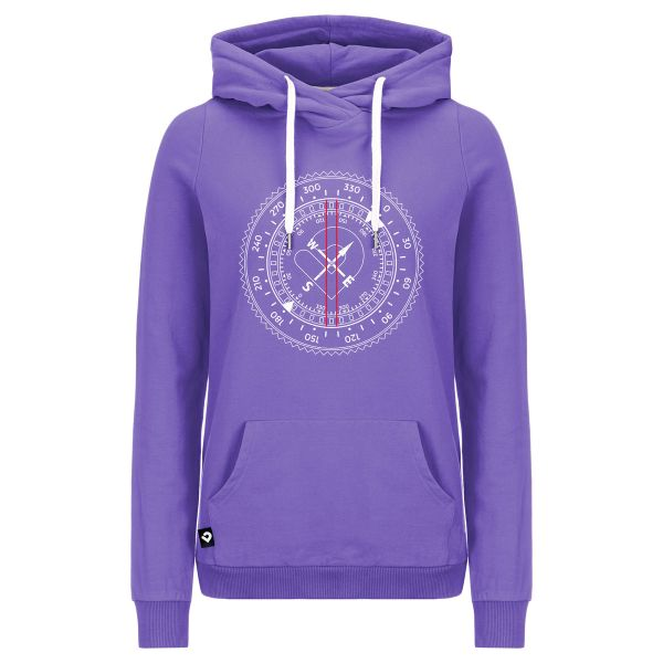 Find your path Damen Hoodie