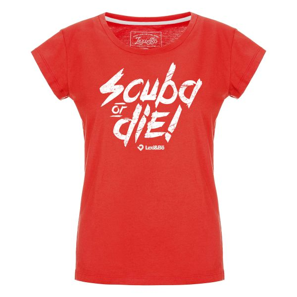 Scuba or die! T-Shirt Damen