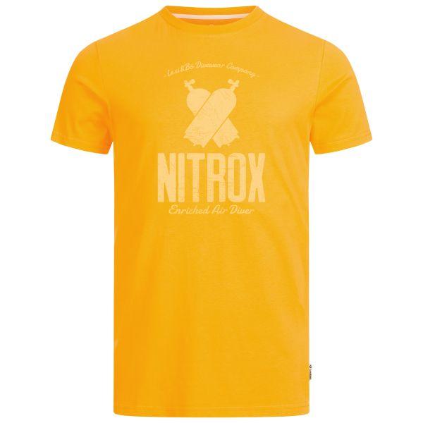 NITROX Enriched Air Diver Men's T-Shirt