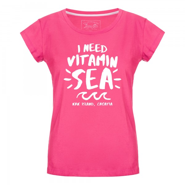 I Need Vitamin Sea Women T-shirt