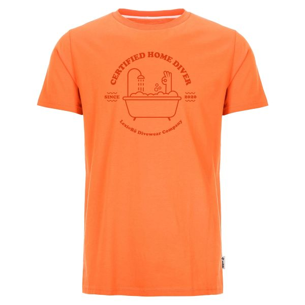 Certified Home Diver men's T-shirt