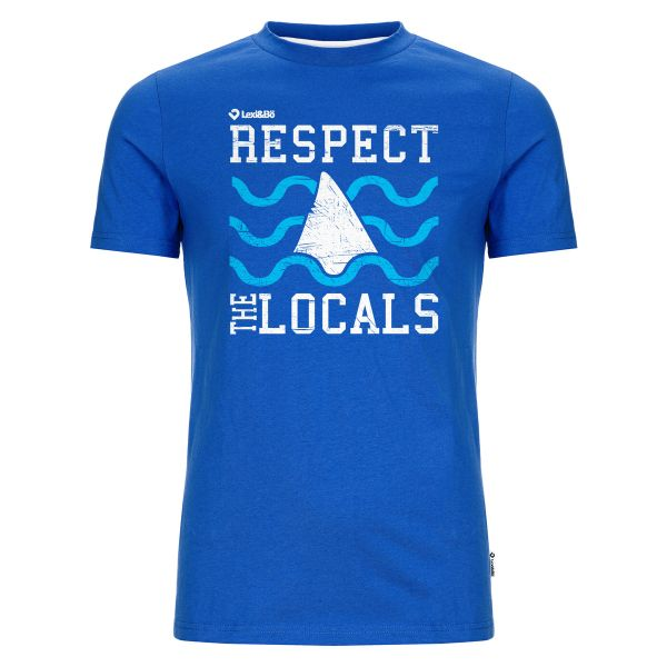 Respect the locals T-Shirt Herren