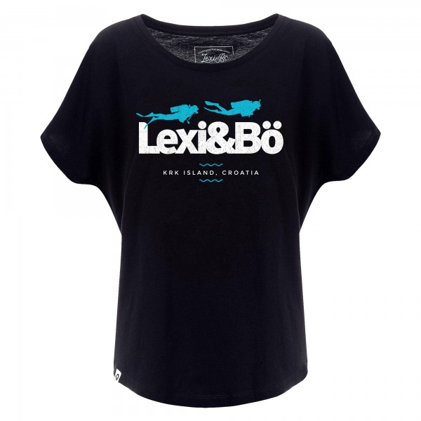 Lexi&Bö Damen Oversized T- Shirt