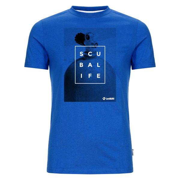 Scuba life Herren T-Shirt