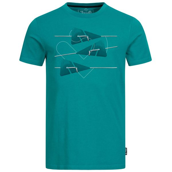 Cave Diving Lines men's t-shirt