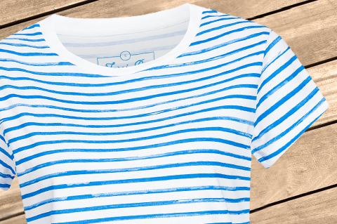 White-Stripes-Damen-T-Shirt-wood-pic