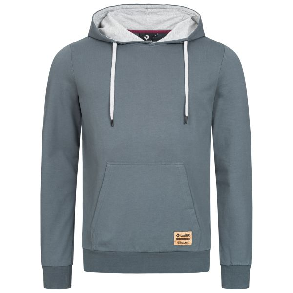 Men's Basic Hoodie - Hooded sweatshirt in different colors made of 100 % organic cotton