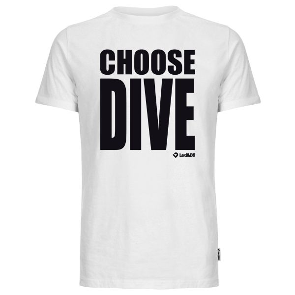 Choose Dive T-Shirt Herren