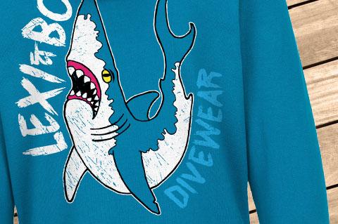 Sharky_Mens_Hoodie_Mikonos_Blue_WoodBG
