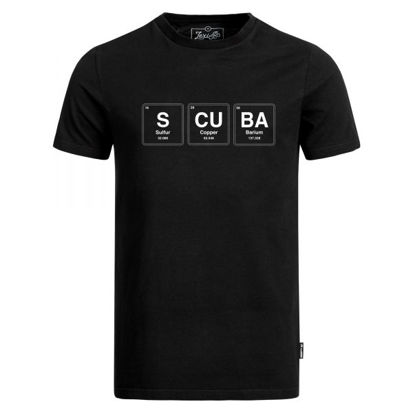 SCUBA Periodic Table Herren T-Shirt