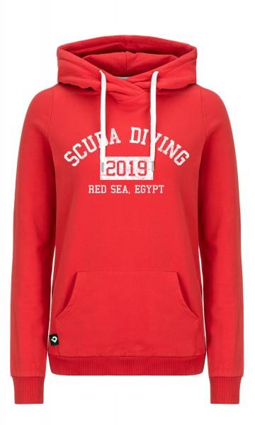 Scuba Diving 2019 Damen Hoodie