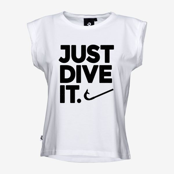 Just Dive It. Women Beach Cut