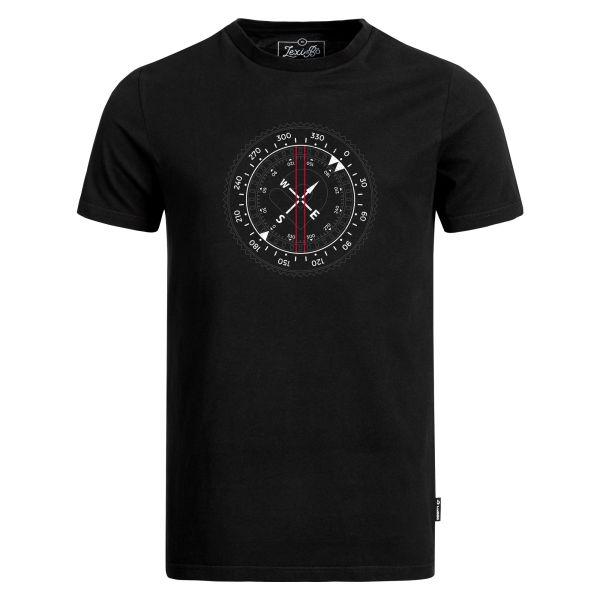 Find your path Men T-Shirt in schwarz- Vorderansicht