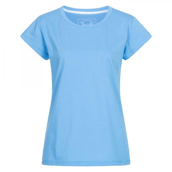 Women Basic T-Shirt unicolor