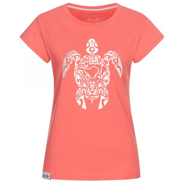 Tribal Turtle T-Shirt Women