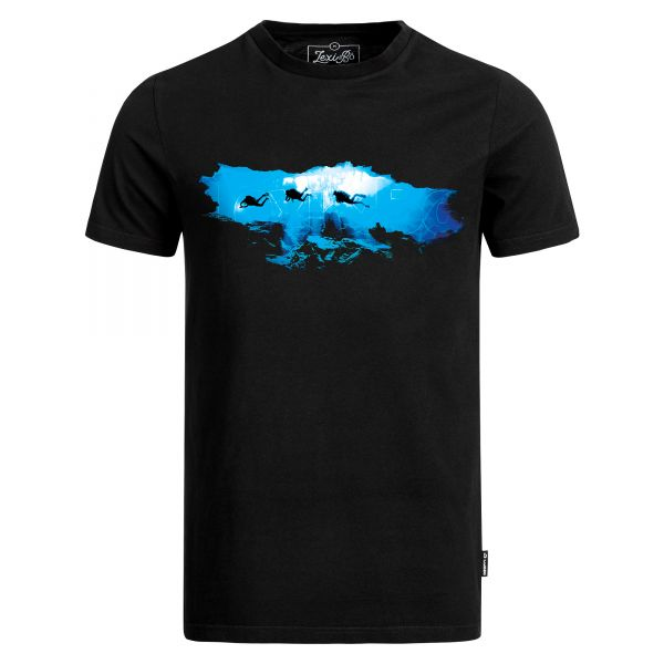 Cave Diving T-Shirt Herren