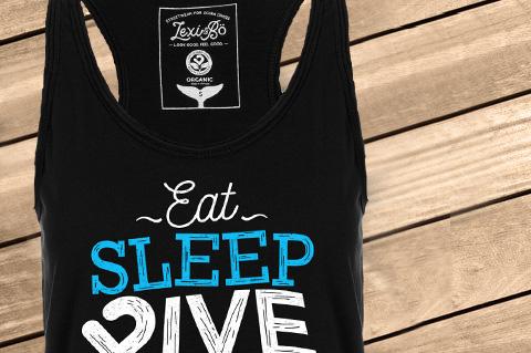 EatSleepV2_Women_Long_Tank_Black_Front01_WoodBG