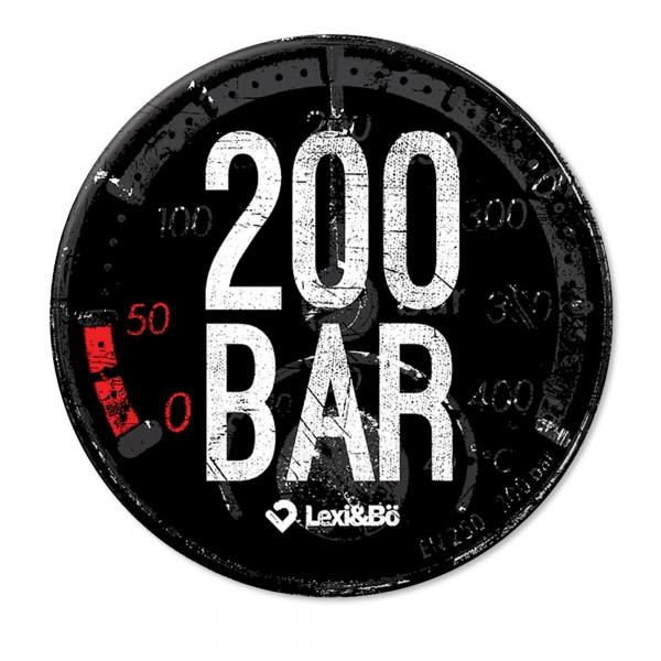 200 Bar Kühlschrankmagnet