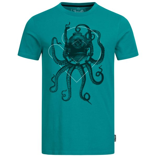 Nautical Octopus T-Shirt Men
