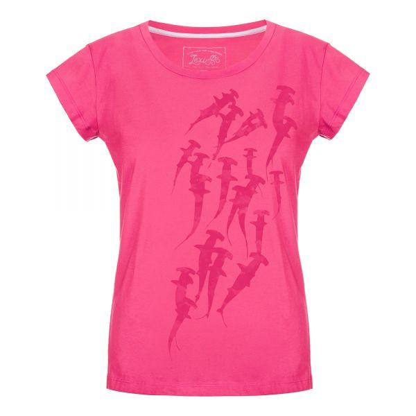 Hammerhead Swarm T-Shirt Damen