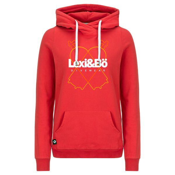 Scuba Tanks women's hoodie