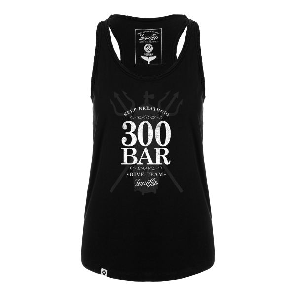 300 Bar women's tank top