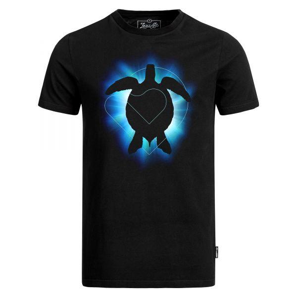 Shining Turtle T-Shirt Herren
