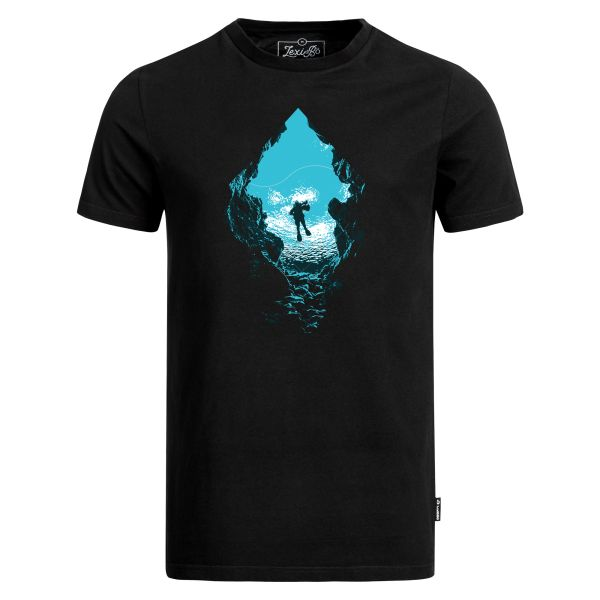 Adventure Diving T-Shirt Herren