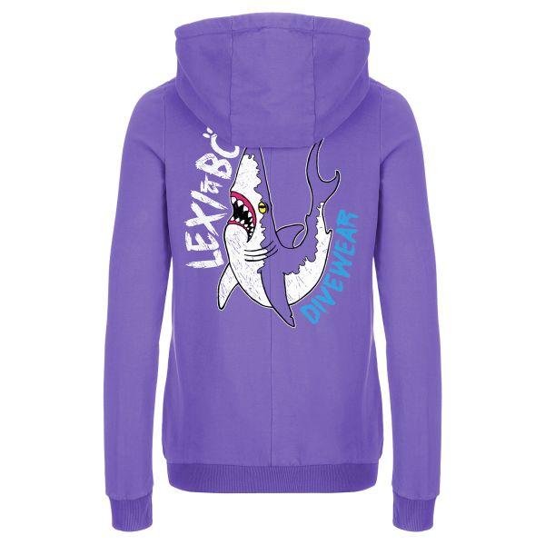 Shark Hoodie Women
