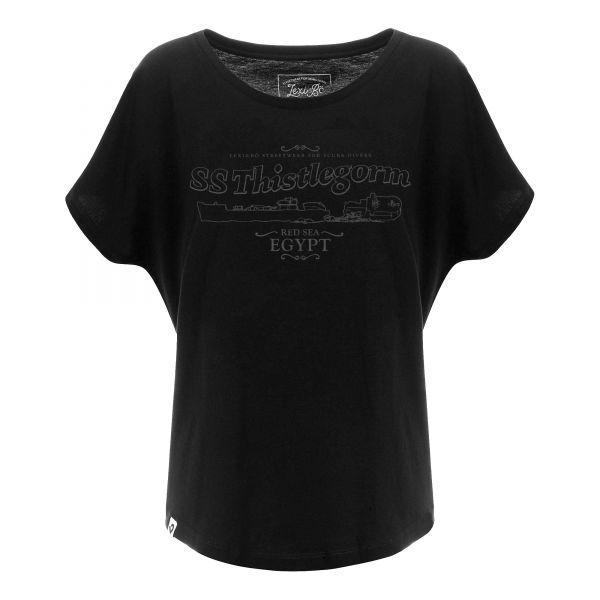 Thistlegorm Damen Oversized T-Shirt