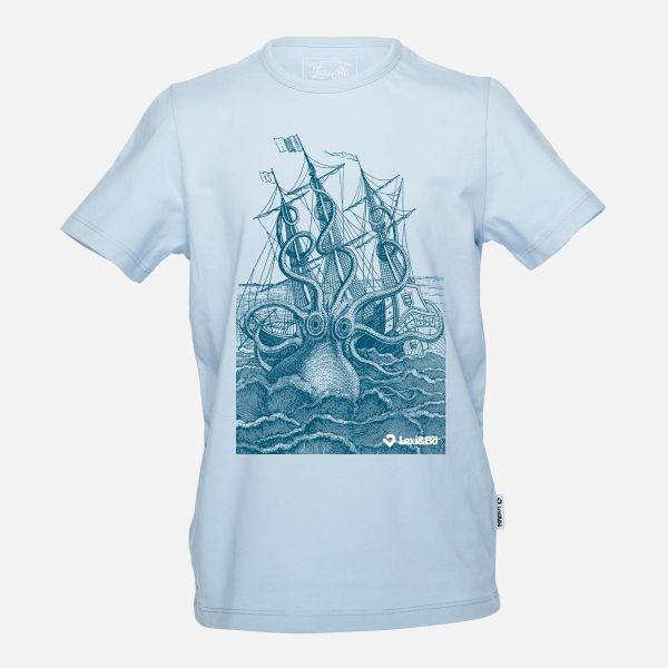 The Rage Of The Kraken Jungen T-Shirt