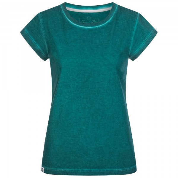 Women's Basic T-Shirt Cold Washed
