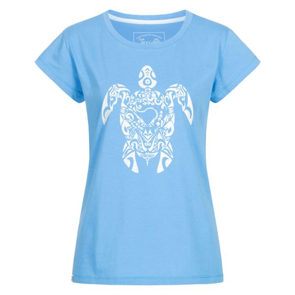 Tribal Turtle T-Shirt Women