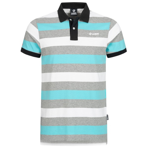 Striped Poloshirt Men