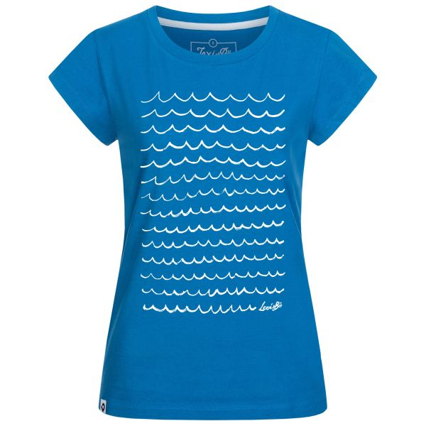 Ocean Waves Women T-shirt
