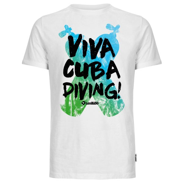 Viva Cuba Diving T-Shirt Men