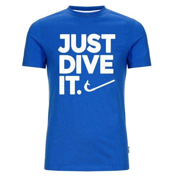 Just dive it.