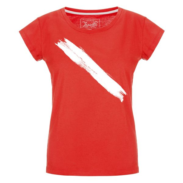 Scuba Flag T-Shirt Damen