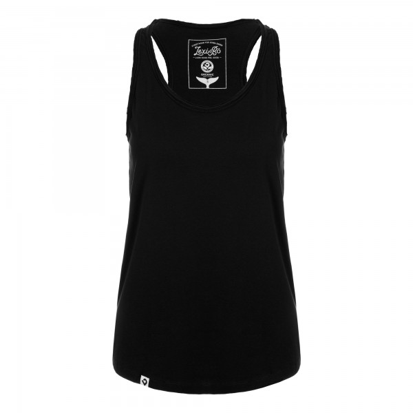 Women Basic Tank Top Long Cut