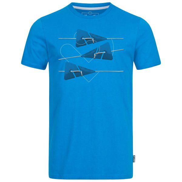 Cave Diving Lines T-Shirt Herren