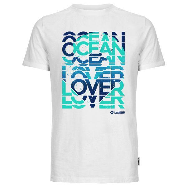 Ocean lover blue T-Shirt