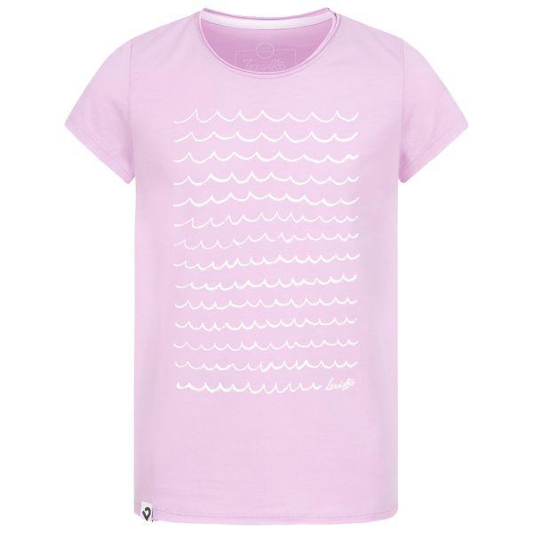 Ocean waves girls t-shirt
