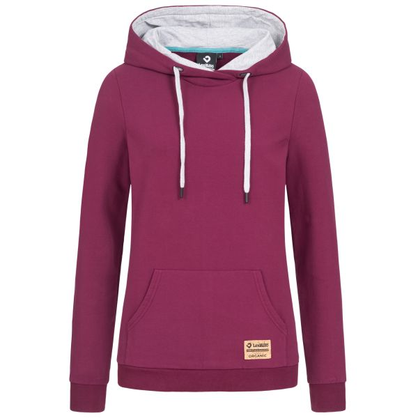 Ladies Basic Hoodie - Hooded sweatshirt in different colors made of 100% organic cotton