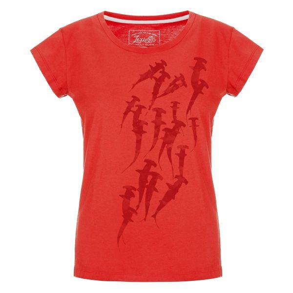 Hammerhead Swarm T-shirt women