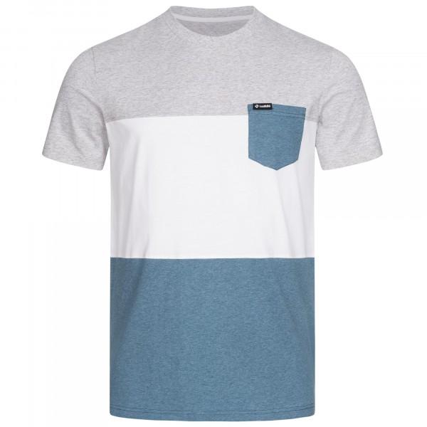 Men's Pocket T-Shirt tricolour