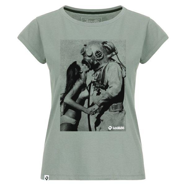 Vintage Diver Damen T-Shirt