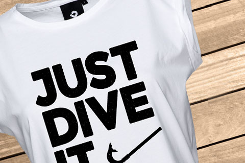 Lexi-Bo-T-Shirt-Design-Style-Just-dive-it-Women